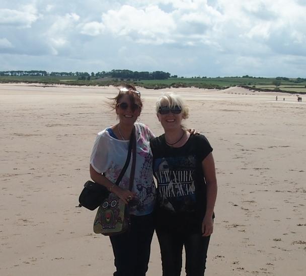 Tiffy and Amanda