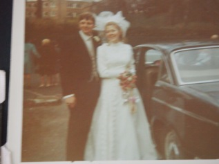 Aunty Sue and Uncle Roy
