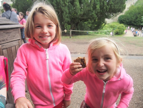 Gracie and Abi