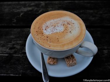 Coffee at Kirkstall Bridge Inn