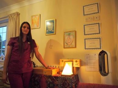 Karlyn Adams - Holistic Therapist - Lutterworth