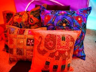 cultural cushions
