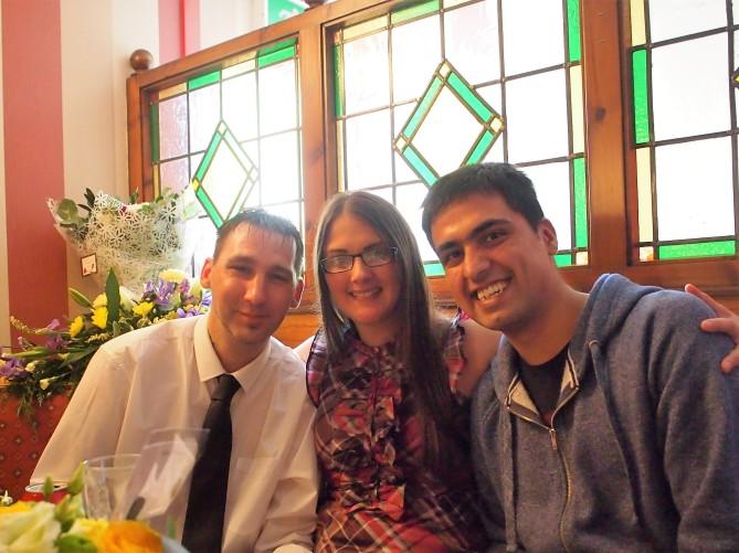Paul, Karlyn, Naz