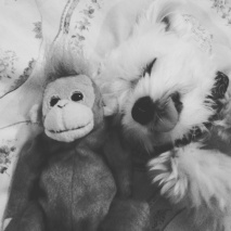 Evie and Munky