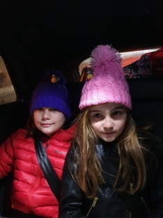 Abbie and Grace (my nieces)