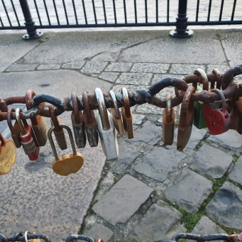 Love Locks Liverpool