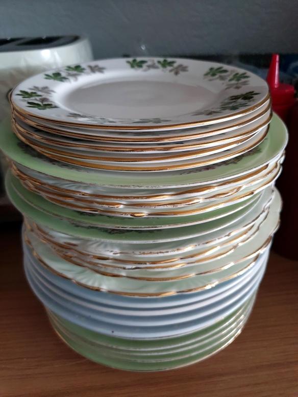 Golden Sands Blackpool Plates
