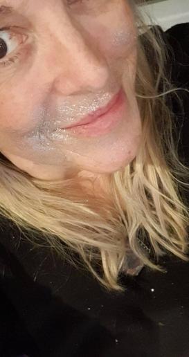 Glitter Head