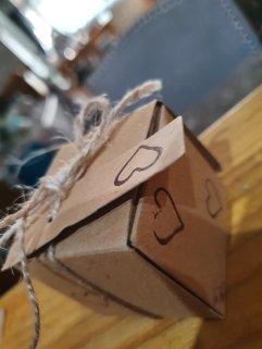 Handmade Kraft Box