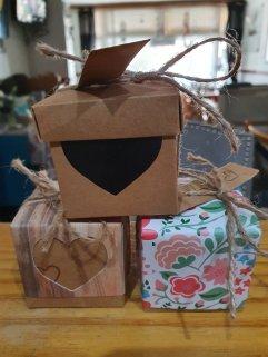 Handmade Kraft Boxes