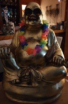 Namaste Darling Buddha
