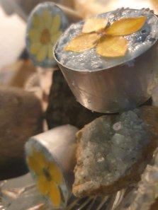 Lavender - Melon and Peony Soya Melts