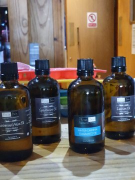 Essential Oils - Candle Making