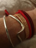 lucky buddhist handmade bracelets and copper