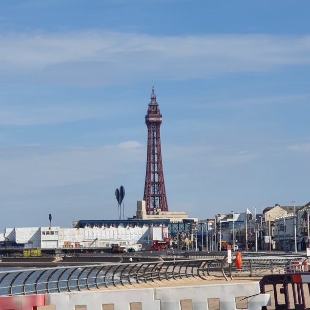 Central Pier and The Prom
