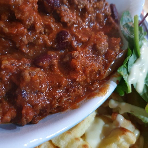 Vegetable and Quorn Chilli