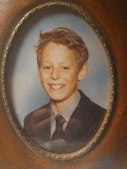 James age 8