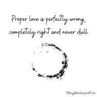proper by Tiffany Belle Harper